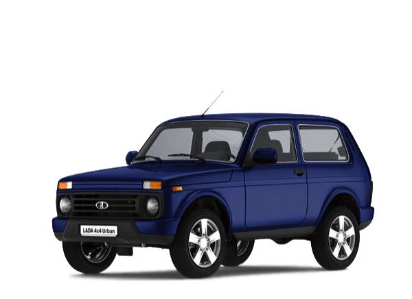 Lada Urban 4x4 (3DRS)