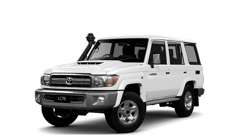 Toyota Land Cruiser LC76
