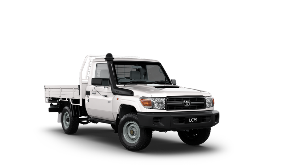 Toyota Land Cruiser LC79 SC