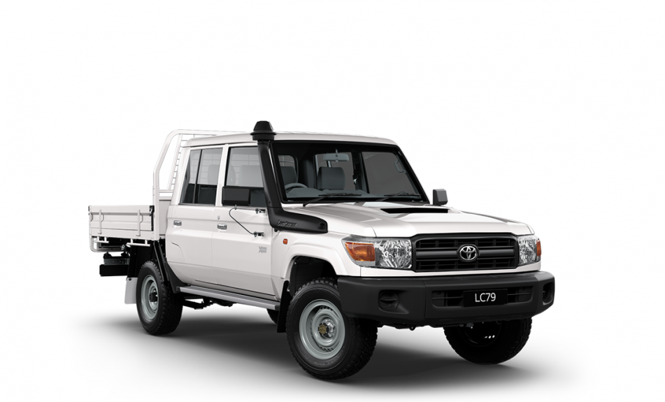 Toyota Land Cruiser LC79 DC
