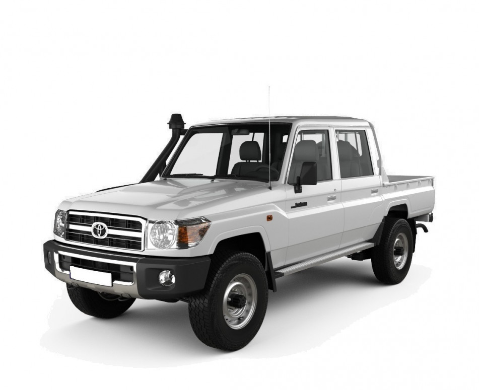 Toyota Land Cruiser LC79 (UAE)