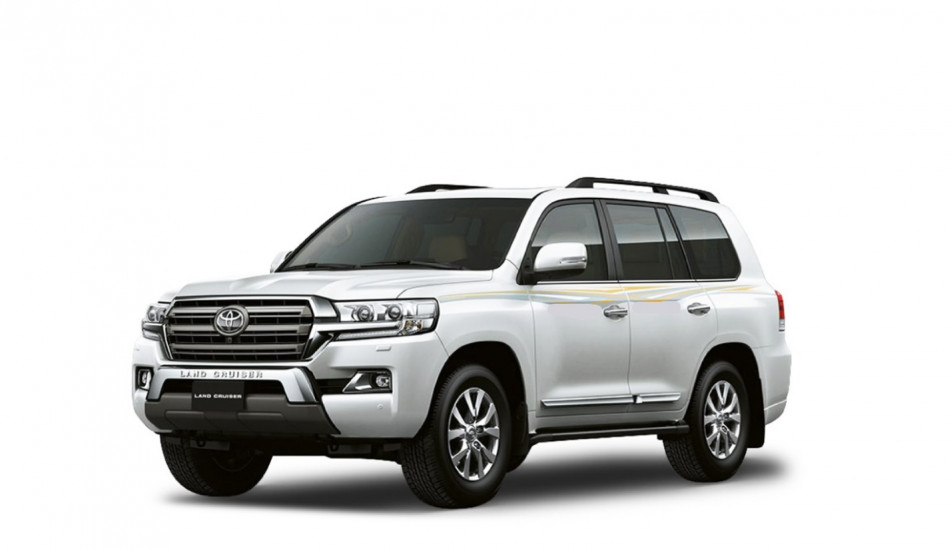 Toyota Land Cruiser Armored