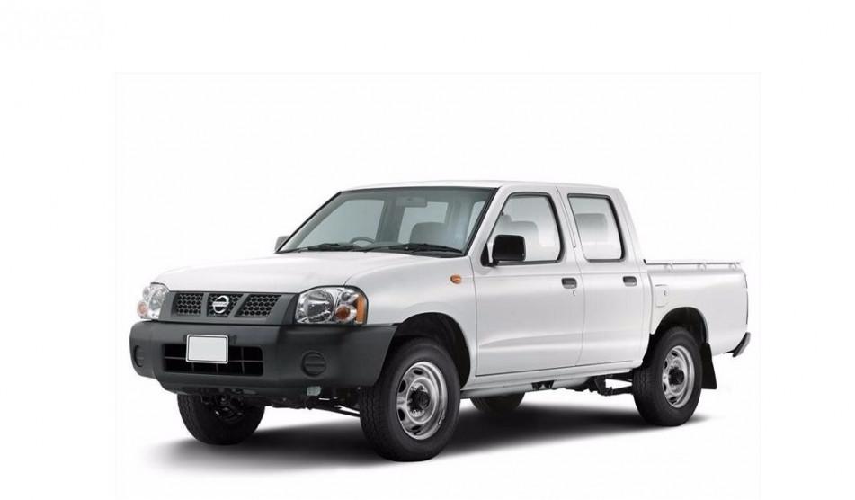 Nissan Hardbody NP300 AL008