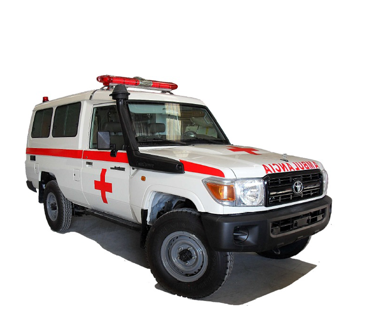 Ambulance - Toyota LC78