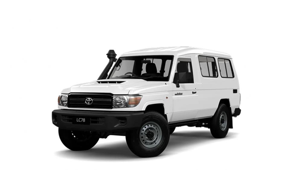 Toyota Land Cruiser LC78 Hardtop