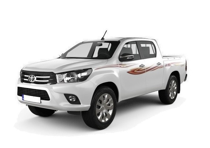 Toyota Hilux DC